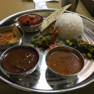 大阪、日本橋、「シンズキッチンミニ(Singh's Kitchen Mini)」。