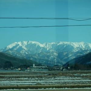 雪の新潟紀行、北越秋山郷を尋ねる旅ー35、新発田で乗換えて水原へ。