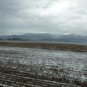雪の新潟紀行、北越秋山郷を尋ねる旅ー40、五頭温泉、珍生館の朝。