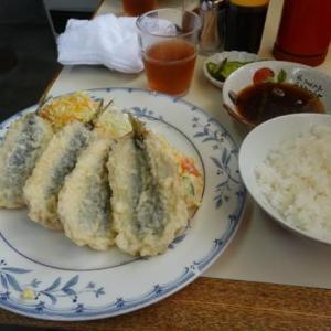 紀ノ川市、打田、「豊八」のお得なランチ。