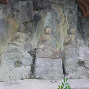 時々、福岡遊、ついでに大分、佐賀をかすめて−12、ホキ石仏第一群を拝観する。
