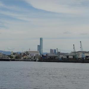 大阪遊、今に残る8つの渡船を全部歩いて巡って見る。07ー千歳渡船から船町渡船へ。