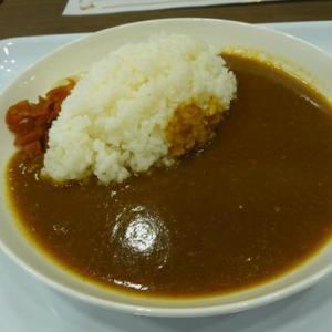 和歌山、九度山、道の駅、「柿の郷くどやま」にある「ベーカリーカフェ パーシモン (Bakery Cafe Persimmon)」でカレーを食う。