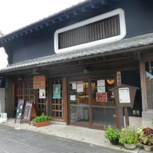三重遊、丸山千枚田、赤木城と熊野古道の旅−05,熊野市駅近く、「熊野古道おもてなし館」で昼ごはん。
