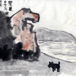 三重遊、丸山千枚田、赤木城と熊野古道の旅−06,獅子巖を見に行く。