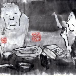 妄想居酒屋、「小料理店○○○」の想い出。004−タバコを吸ってた頃の話。