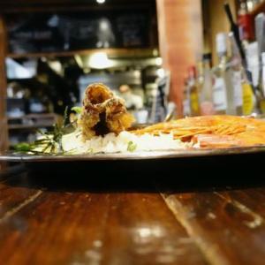 大阪、千日前、「煙華香辛(えんげスパイス)」の和食感たっぷりのカレープレート。