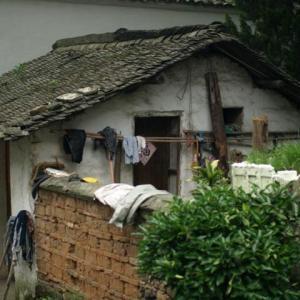 コロナ引き籠り。杭州絵画留学の日々が懐かしい。−43、諸葛八卦村、村の奥へ。