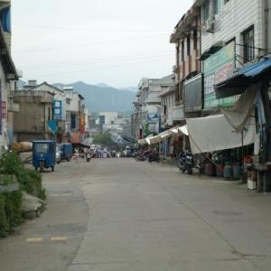 コロナ引き籠り。杭州絵画留学の日々が懐かしい。−44、諸葛八卦村、そろそろ帰ろう。