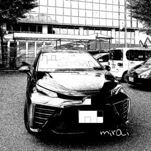 """TOYOTA【 新型MIRAIに試乗 】"""