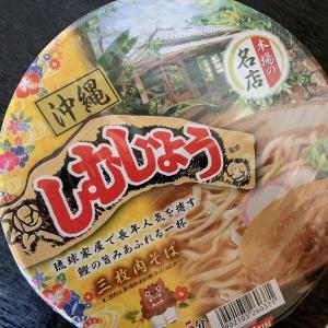 最近食べたカップ麺 2019 No.06