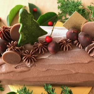 クリスマスケーキのご予約のお知らせ