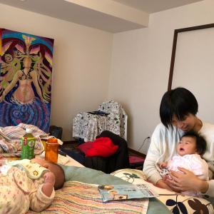 日本初の胎話士が行う胎話育児「乳児の学校」!