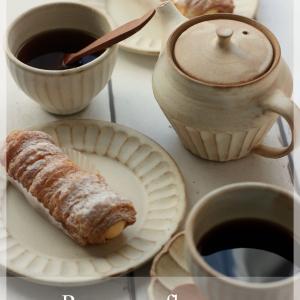 大好きなハスカップの紅茶☆*゚ ゜゚* 幸せ時間です