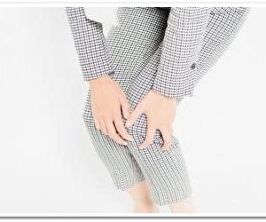 一歩一歩が つらい:膝