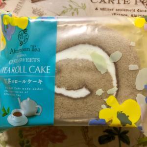 ファミマ カフェ&スイーツ Afternoon Tea監修 紅茶のロールケーキ
