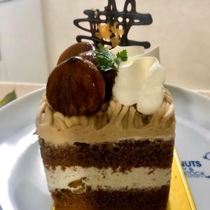 【季節限定】アンテノール マロンとショコラのショートケーキ