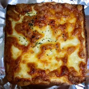 パンコリス 予約必須の食パンを使用した クロックムッシュ