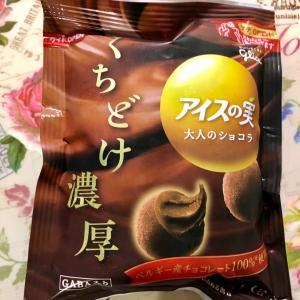 【当選品】新商品 グリコ アイスの実 大人のショコラ