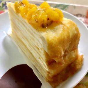 【新商品】ドトール 安納芋のミルクレープ