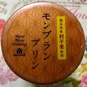 【栗活】モロゾフ モンブランプリン(熊本県産利平栗使用)