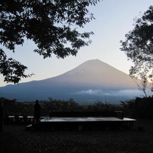 残席僅か!@富士山音浴リトリート