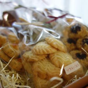 polepole さんの焼菓子。