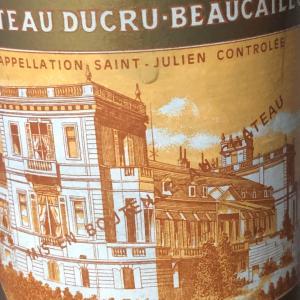 逆転の '86  Ch' Ducru-Beaucaillou