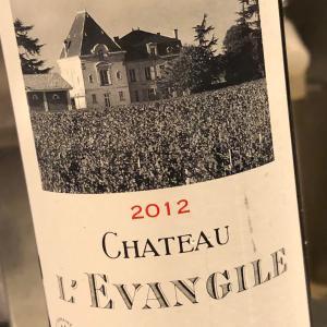 Ch' l' Evangile '12