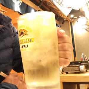 今日は東京にいます