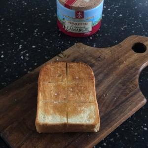 幸せのトースト
