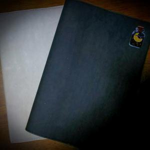 無印良品のノート