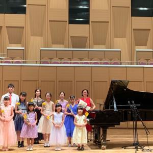 pianoroom  petit  concert  2020/6/28