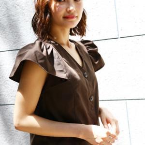 ☆ブラウンの服でとりあえず秋♪(^_^;)*:..。o○☆