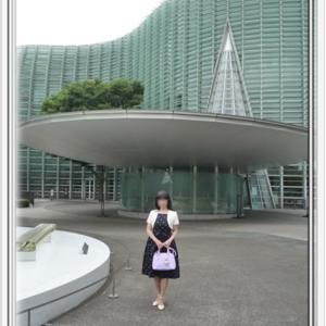 ☆新国立美術館へ♪*:..。o○☆