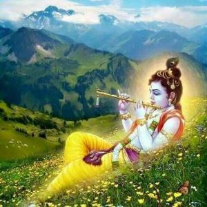 Facebookに見るヒンドゥの神、魅惑画像