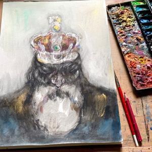 あなたの王様はどんな顔をしていますか?