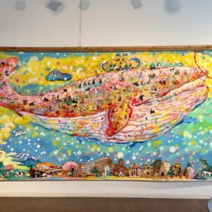 天国のクジラが大田区馬込のクラウン動物病院へ。