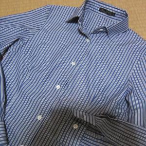 復活のストライプシャツ