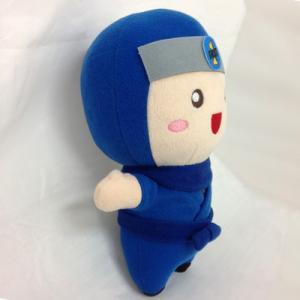 カクニンジャー〜20cmぬいぐるみ