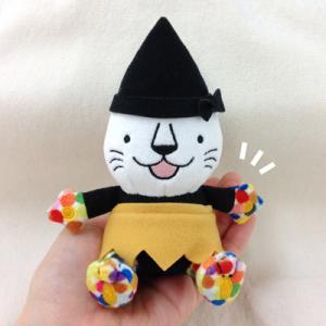 マーニャン(鵜飼)〜10cmぬいぐるみ