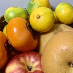 果物を食べる人は幸せ度が高い?