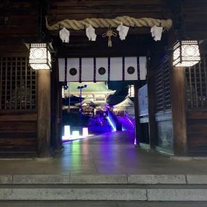 椿神社 五色の神域