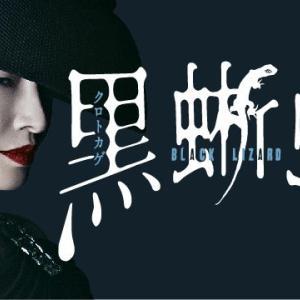 『黒蜥蜴』【ドラマ】前時代な近未来