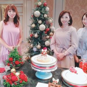すでに予約スタート♥椿山荘東京『クリスマスケーキ発表会』こだわりのケーキでステキなクリスマス