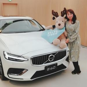 【VOLVOICE】VOLVO 新型 S60発表♥北欧の素敵な暮らし リサラーソン×FIKA☺