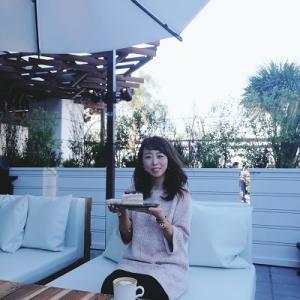 【二子玉川】高島屋の屋上テラス♥オススメ『ブレントウッドテラス』ベーカリー×イタリアン