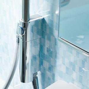バスタイムもいいお水を♥『LIXIL うるつや浄水シャワー』残留塩素を低減してダメージオフ☺