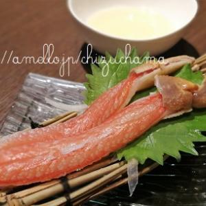 【門前仲町】カニ料理いろいろ『三一十/さいとう』蟹刺しから天ぷら、焼きガニも☺