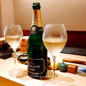 【東京 銀座】最高✨カウンターで江戸前寿司『鮨 青海』雲丹食べ比べに最高級日本酒をペアリング♥